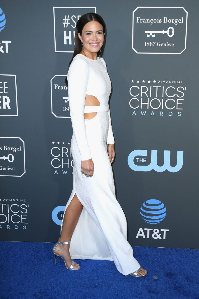 mandy moore in michael cors