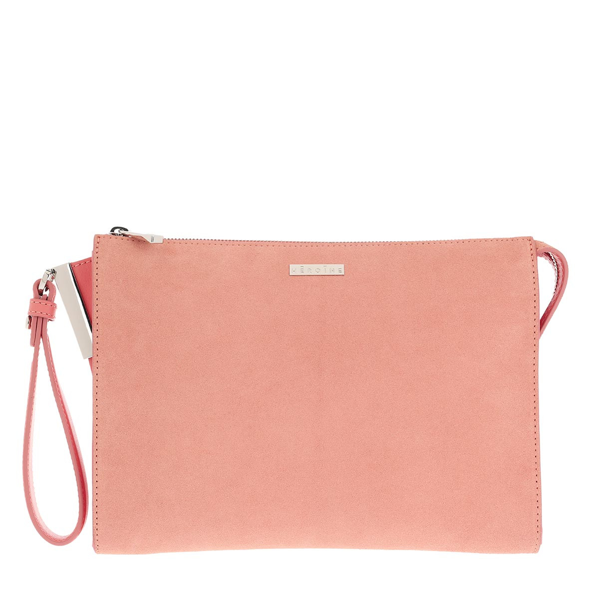 Iva Tablet Bag Coral Crush/Coral Crush Suede/Silver