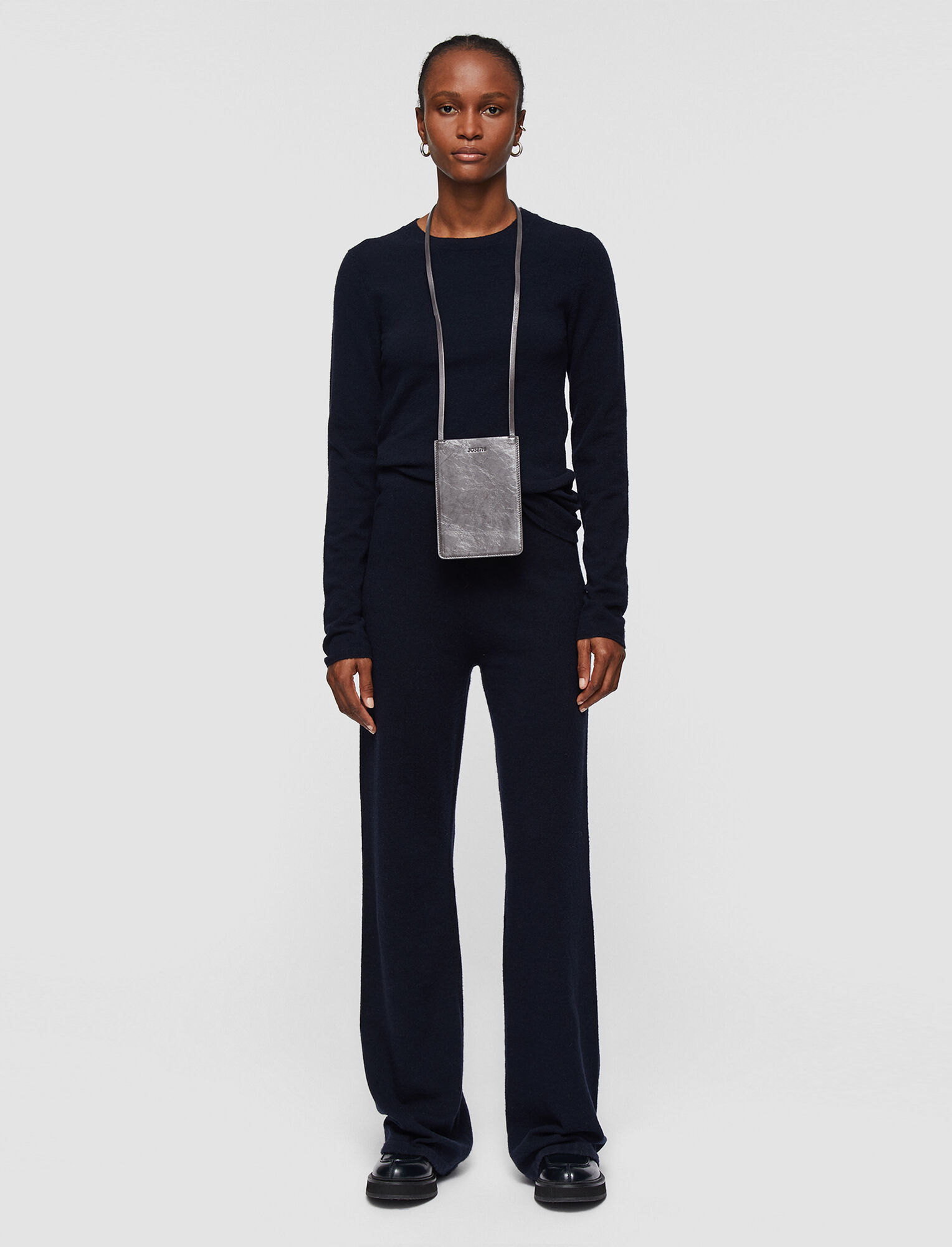 Cosy Wool Cashmere Trousers