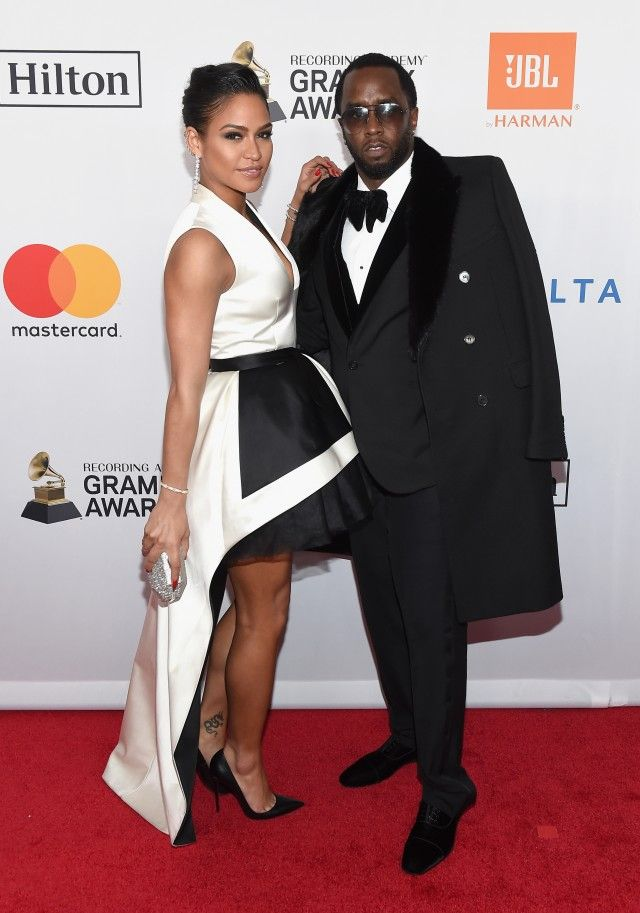 cassie in paule ka at grammy salute to industry icons honoring jay-z