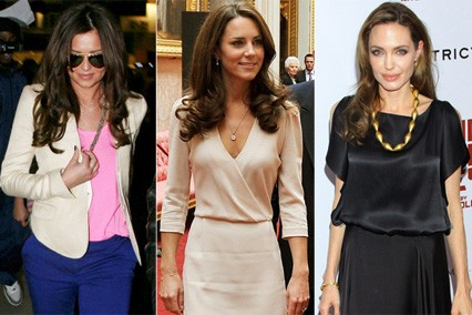 ANGELINA JOLIE, KATE MIDDELTON LOVES JOSEPH CLOTHES