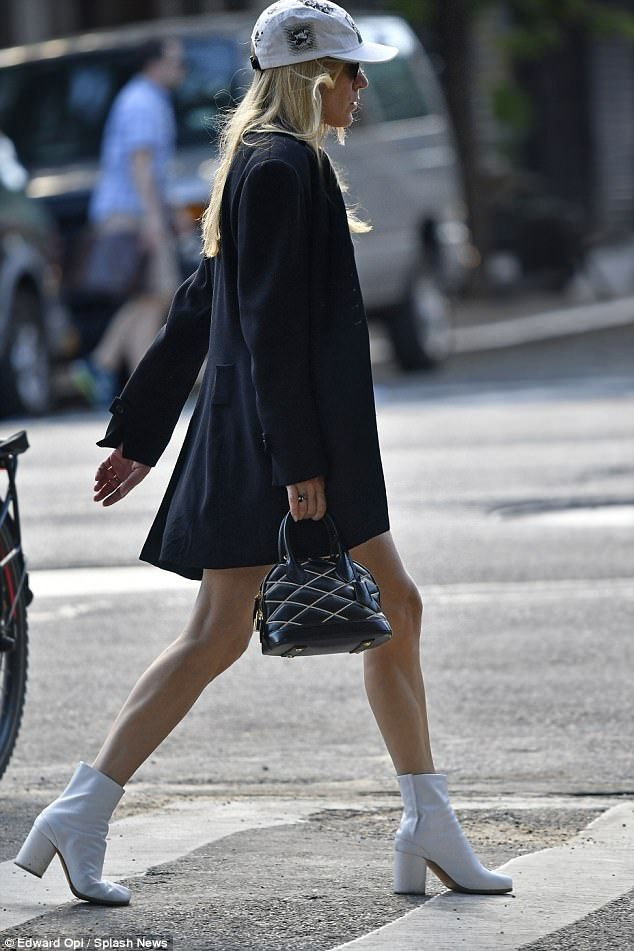 chloe sevigny and tabby ankle boots