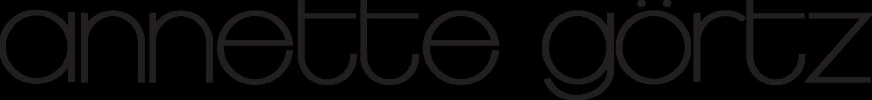 Annette+Görtz Logo schwarz